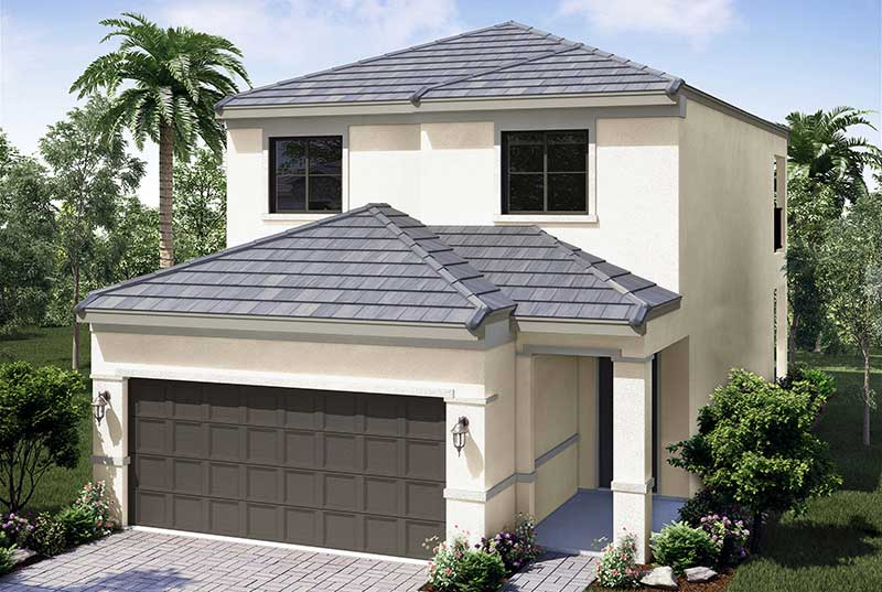 Vantage at Palm Aire - Model B2